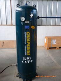 Reservatórios e separadores de condensado